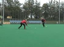 Jak nauczyć się hokeja na trawie #7 - podania piłki