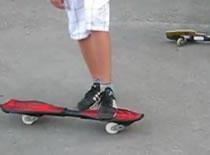 Jak nauczyć się waveboardingu - Jazda