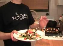 Jak zrobić grillowany ser halloumi