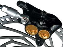 Jak wyczyścić hamulec tarczowy w rowerze i go ulepszyć