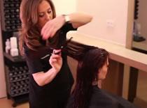 Jak wykonać cieniowanie długich włosów