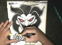 Jak narysować Jokera
