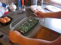 Jak naprawić kartę graficzną NVIDIA w piekarniku