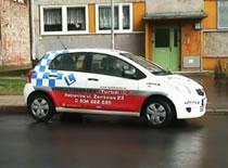 Jak zdać egzamin praktyczny - parkowanie równoległe #3