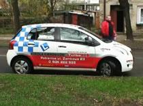 Jak zdać egzamin praktyczny - parkowanie równoległe #4