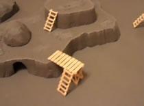 Jak zrobić makietę do gier bitewnych #4 - Kopalnie Mori III