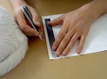 Jak zrobić małą teczkę z papieru