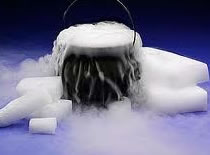 Jak wykonać doświadczenia z suchym lodem i NaOH