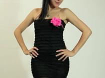 Jak zrobić ekskluzywną sukienkę bez ramiączek