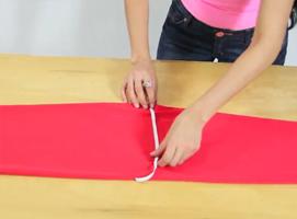 Jak zrobić suknię wieczorową w trzech kolorach