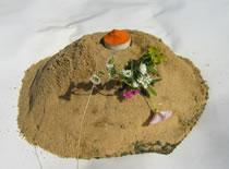 Jak zrobić wulkan ogrodowy