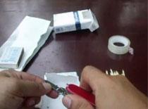 Jak zrobić działko z paczki po papierosach
