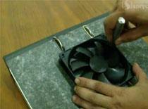 Jak zrobić podstawkę chłodzącą dla laptopa