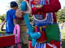 Jak kształtować balony - Szkoła Kuglarstwa III