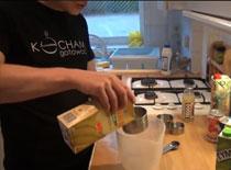 Jak zrobić białe Frugo