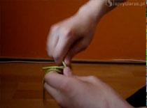 Jak zrobić smycz do kluczy ze sznurka