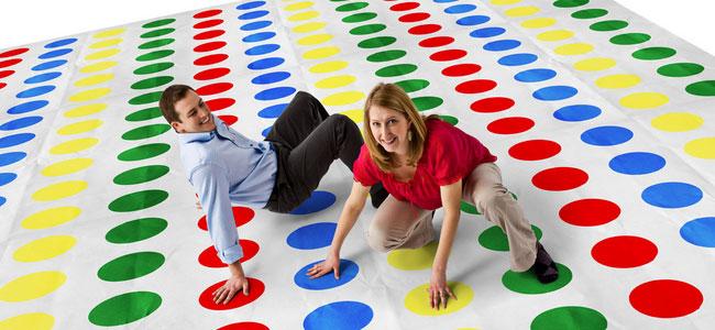 """Jak zrobić grę """"Twister"""""""