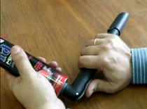 Jak zrobić puszkę sprężonego powietrza wielorazowego użytku