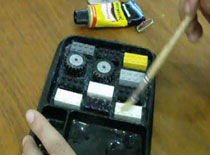 Jak zrobić foremki do lodu w kształcie klocków Lego