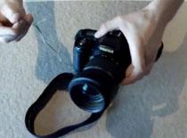 Jak zrobić wężyk spustowy do aparatu