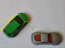 Jak wykonać parkowanie równoległe (zatoczka, koperta)
