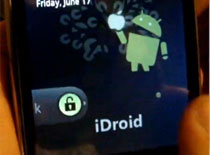 Jak wgrać Androida 2.3.3 Gingerbread na iPhone
