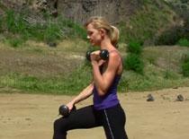 Jak wykonywać ćwiczenia modelujące nogi, uda i pośladki
