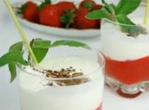 Jak zrobić shake waniliowo truskawkowy