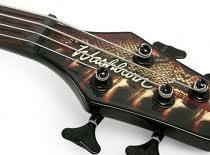 Jak zbudować gitarę basową #3 - Gryf cz.2