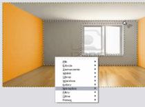 Jak wykonać wirtualne malowanie ścian
