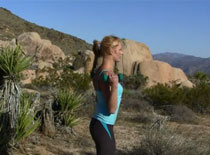 Jak wykonywać ćwiczenia ujędrniające obwisłe ramiona