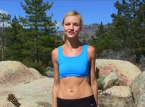 Jak ćwiczyć pośladki i uda - wersja krótka