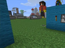 Jak zrobić niewidzialny czujnik ruchu w Minecraft