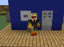 Jak zrobić magiczny guzik w Minecraft