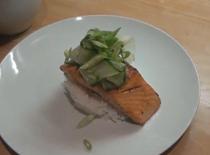Jak zrobić łososia w japońskiej glazurze Teriyaki
