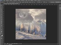 Jak w Photoshopie zrobić świąteczną kartkę #2