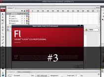 Jak opanować Adobe Flash CS4 - Trzecie kroki