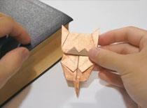 Jak zrobić zakładkę do książki w kształcie kotka