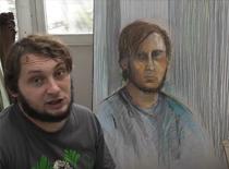 Jak rysować pastelami - portret