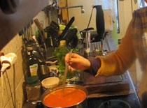 Jak zrobić zupę pomidorową z papryką