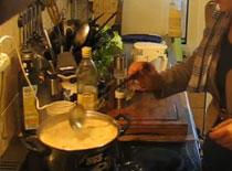 Jak zrobić jesienną zupę z jabłek