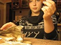 Jak zrobić gruszkę z piekarnika