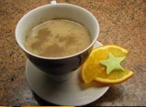 Jak zrobić kawę pomarańczową