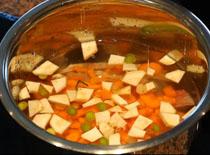 Jak zrobić zupę rybną z jesiotra