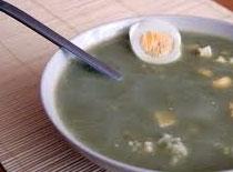Jak zrobić kremową zupę szczawiową