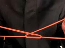 Jak zrobić poruszające się usta na sznurku