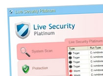 Jak usunąć trojana Live Security Platinum