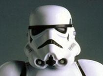 Jak narysować żołnierza Strormtrooper ze Star Wars