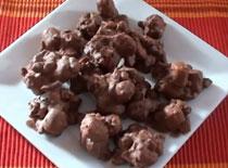 Jak zrobić pianki czekoladowe z orzechami