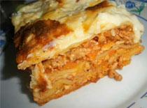 Jak przygotować Lasagne oraz własne ciasto makaronowe i sos